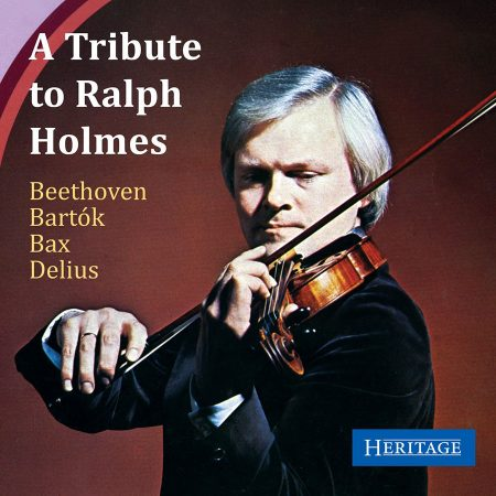 A Tribute to Ralph Holmes