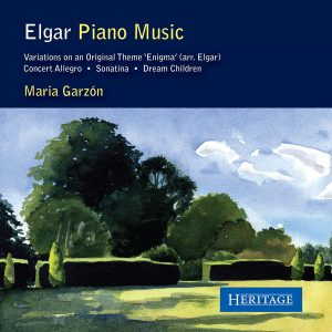 Elgar Piano Music