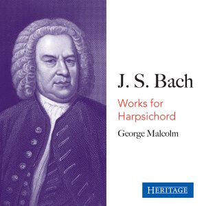 J S Bach Works for Harpsichord