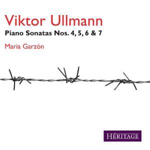 Viktor Ullmann: Piano Sonatas 4, 5, 6 & 7