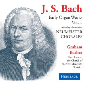Bach Early Organ Works Vol. 1
