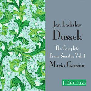 Jan Ladislav Dussek: The Complete Piano Sonatas Vol.1