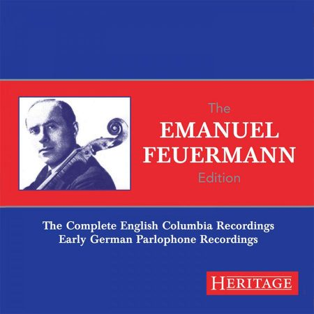 The Emanuel Feuermann Edition