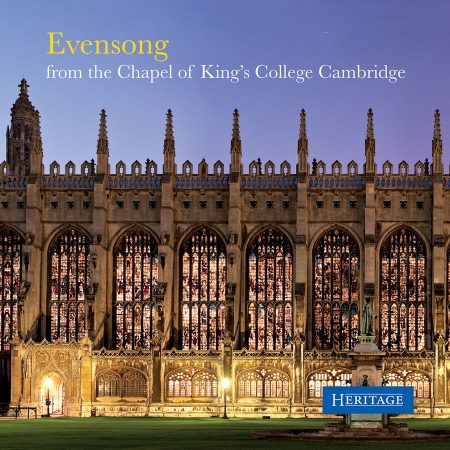 Evensong from King's College Cambridge