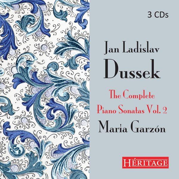 Jan Ladislav Dussek: The Complete Piano Sonatas Vol.2