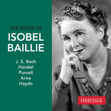 The Voice of Isobel Baillie