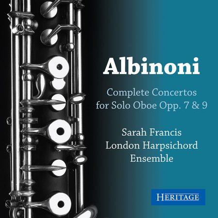 Albinoni: Complete Concertos for Solo Oboe