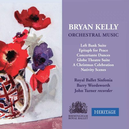 Bryan Kelly: Orchestral Music