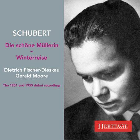 Schubert Song Cycles: Fischer-Dieskau