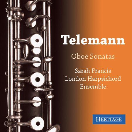 Telemann Oboe Sonatas