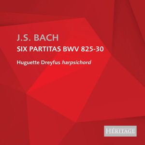 J.S. Bach: The Six keyboard Partitas BWV 825-830