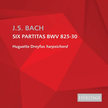 J.S. Bach: The Six keyboard Partitas BWV 825-830