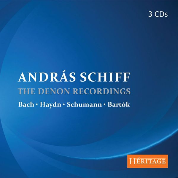 Andras Schiff: The Denon Recordings