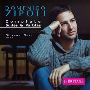 Domenico Zipoli: Complete Suites and Partitas