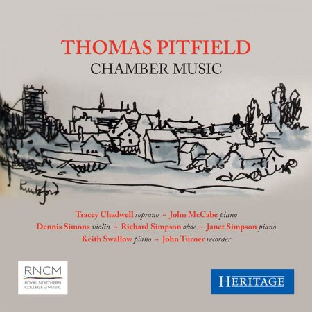 Thomas Pitfield: Chamber Music