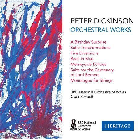 Peter Dickinson: Orchestral Works