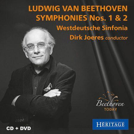 Beethoven: Symphonies 1 & 2