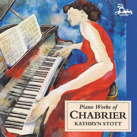 Emanuel Chabrier: Piano Music