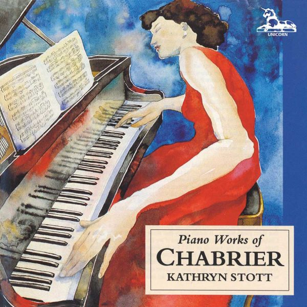 Emanuel Chabrier: Piano Music