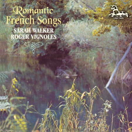 Romantic French Song
