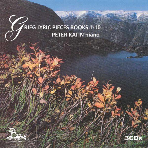 Grieg: Lyric Pieces Books 1-10 (complete)