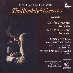 Peter Maxwell Davies: Strathclyde Concertos 1 & 2