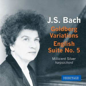 Bach: Goldberg Variations and English Suite No. 5