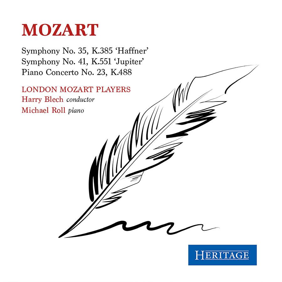 Mozart: Symphonies Nos  35 'Haffner', K  385 & 41 'Jupiter', K  551