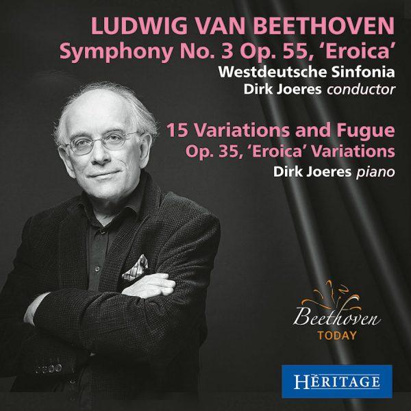 Beethoven: Symphony No. 3, Op. 55 'Eroica', 'Eroica' Variations, Op. 35