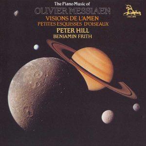 Messiaen: Visions de L'Amen; Petites Esquisses D'Oiseaux