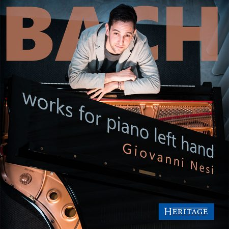 Bach: Works for Piano Left Hand