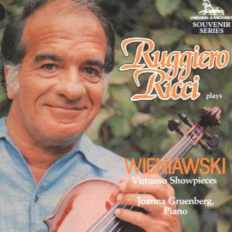 Wieniawski: Virtuoso Showpieces