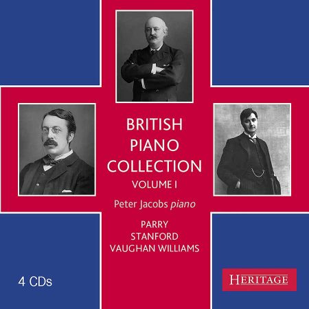 British Piano Collection Volume I