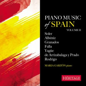 Piano Music Of Spain Volume II