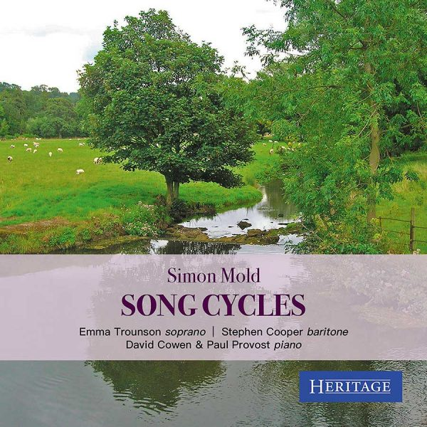Simon Mold: Song Cycles