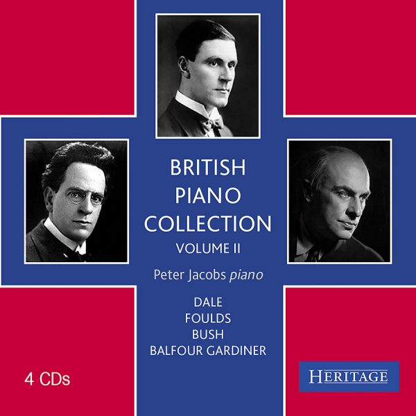 British Piano Collection Volume II
