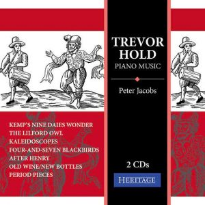 Piano Music of Trevor Hold