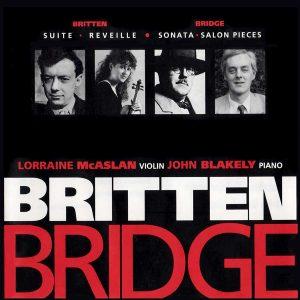 Bridge & Britten: Music for Violin & Piano