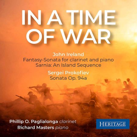 In A Time Of War: Music Of John Ireland & Sergei Prokofiev