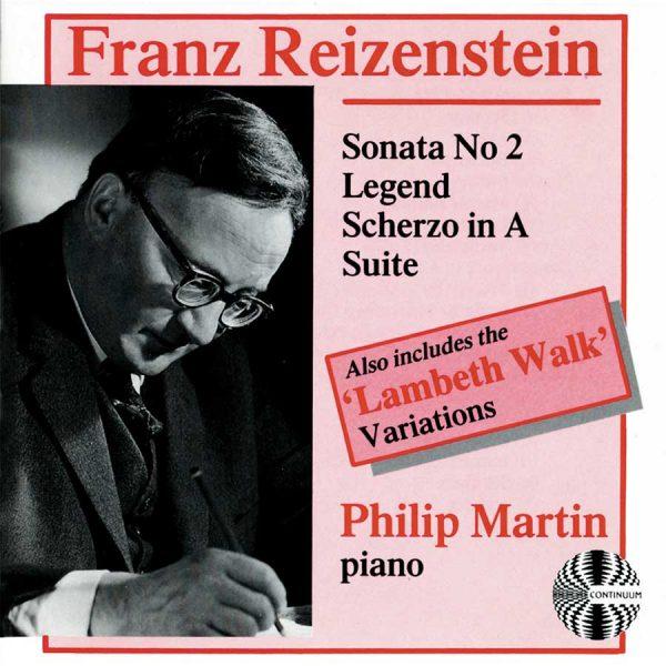 Franz Reizenstein: Piano Works